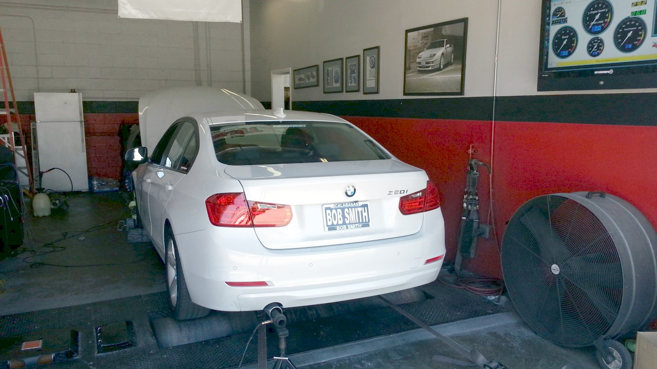 BMW 320i Dyno Results! - BMW 3-Series and 4-Series Forum