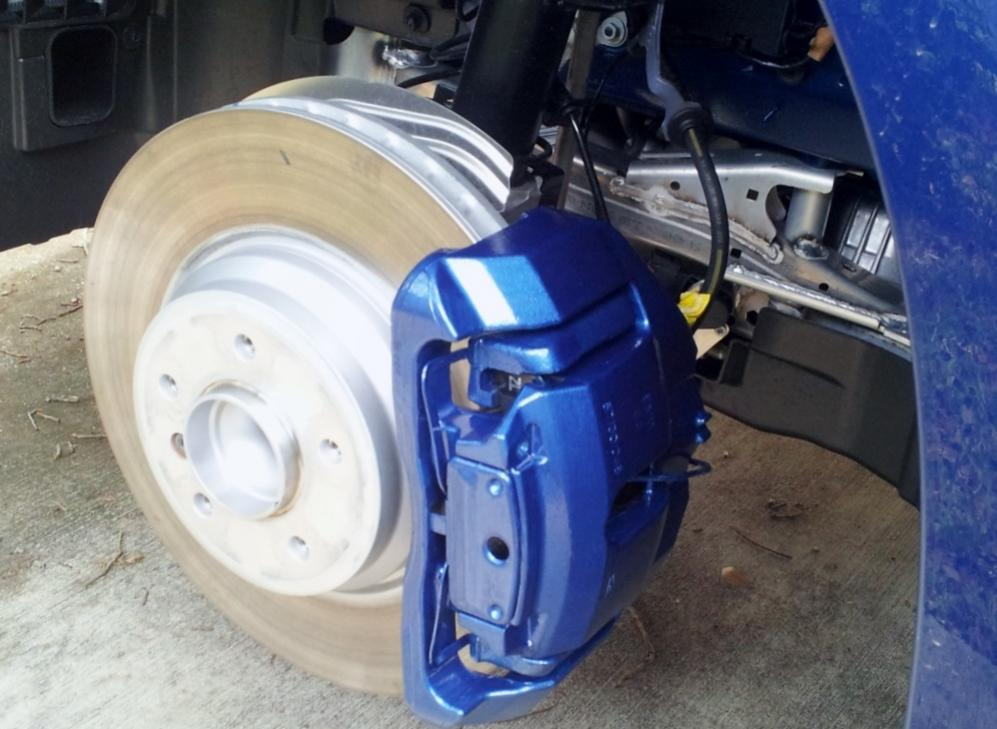 Painting Brake Calipers N54tech Com Your Source For International Turbo Bmw Racing Discussion