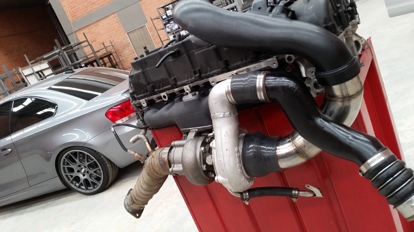 Big Boost Stage 3 turbo kit 620+ WHP capable! - Page 2