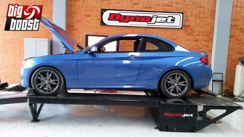 BigBoost Turbo gets its hands on a B58 M240i! - Page 3