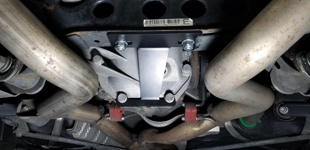 Large Check before ordering Large Differential BMS Differential Support Bracket Brace for BMW 135i and E9x 335i